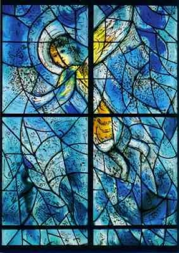 marc chagall aufsteigender engel 30 jahre de wullstuuv die wollstube filzen wolle und. Black Bedroom Furniture Sets. Home Design Ideas